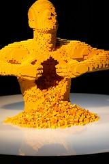 Nathan Sawaya Lego Sculpture (Laurence's Pictures) Tags: seattle sculpture chihuly tourism glass gardens see washington place nathan lego dale market space things tourist needle pike monorail sawaya