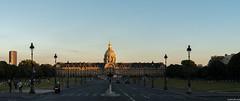 Les Invalides (CedricMnet) Tags: coucherdesoleil sunset invalides paris 2016 juillet july montparnasse panorama lightroom 85mmf18 cedricmnet cedricm