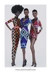 Antonio realli 2016 collection (Antonio Realli) Tags: ethnic ethnicfashion antoniorealli fashionroyalty fashiondolls integritytoys dolls