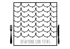 desayuno con tetas (marghe_rituccia) Tags: ilustracin dibujos margheritamemeo ilustration creativity graphicdesign diseogrfico desayuno breakfast tetas tits tette colazione