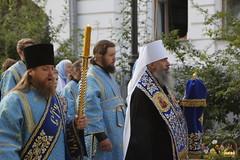 25. Meeting of the Svyatogorsk Icon of the Mother of God / Встреча Святогорской иконы в Лавре