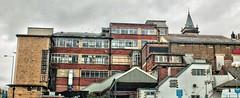 Art Deco CO-OP, Huddersfield, UK, 2014, jcw1967 (3) (jcw1967) Tags: huddersfield uk 2014 cooperative huddersfieldcoop artdeco 1936 hdr oloneo ope