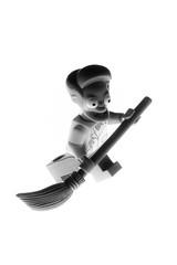 apu (jooka5000) Tags: blackandwhite white monochrome toy toys photography shadows lego profile brush series thesimpsons minifigs minimalism apu clerk kwikemart legography nahasapeematilon