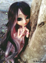 Helena  ( MarildaHungria ) Tags: cute love nature doll adorable groove pullip helena lovely fanatica rewigged obitsued regenerationseries