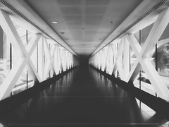 Blue Calx (Ovais M) Tags: blackandwhite bw white black architecture buildings photography dubai uae structure minimal rak bnw citywalk iphone jbr dubaimall festivalcity iphone6s mydubai