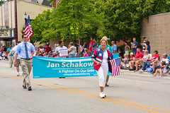 Jan Schakowsky Skokie Illinois 4th of July Parade 2016 3618 (www.cemillerphotography.com) Tags: holiday kids illinois families celebration route politicians celebrities independence 4thofjuly clowns classiccars floats acts