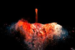 Phoenix - Fenice (LightRapsody) Tags: phoenix rosso fenice fenicottero