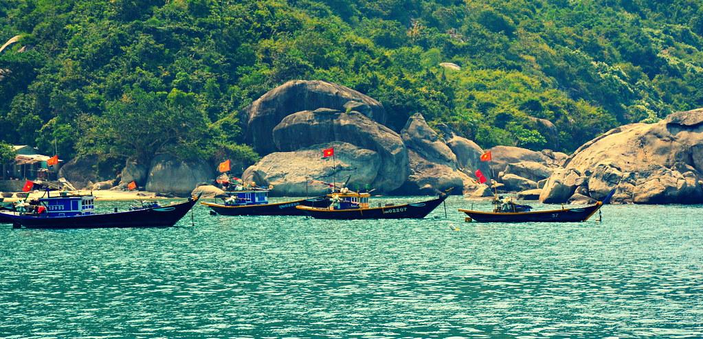 Cù Lao Chàm.