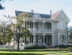 Cuero, Texas (texastravel3) Tags: cuero texas south historic house landmark