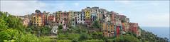Corniglia (Bert Kaufmann) Tags: italia italy itali italien cinqueterre liguria laspezia colours kleuren architectuur architecture panorama corniglia unesco ngc