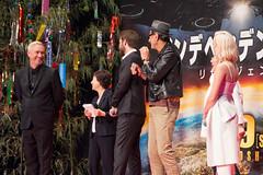Independence Day: Resurgence Japan Premiere: Roland Emmerich, Liam Hemsworth, Jeff Goldblum & Maika Monroe (Dick Thomas Johnson) Tags: japan tokyo minato roppongi      roppongihills  roppongihillsarena  movie film premiere moviepremiere event   japanpremiere independencedayresurgence  rolandemmerich  liamhemsworth  jeffgoldblum  maikamonroe