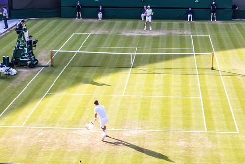Sam Querrey - Querrey vs. Djokovic