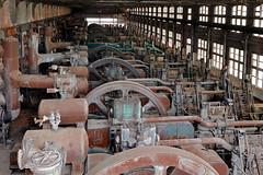 Industrial Landmark (95wombat) Tags: bethlehem steel pennsylvania industrial decay history