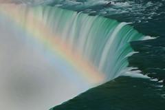 Streamlines (lfeng1014) Tags: streamlines stream niagarafalls horseshoefall waterfall rainbow canon5dmarkiii 70200mmf28lisii f22 iso100 12s water lifeng