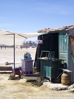 Excursion bolivienne, Uyuni