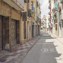 Blanes 7 (Danny Holleman) Tags: spain espaa cataloni gerona blanes costabrava catalunya fujifilm urbanlandscape manmadelandscape city empty