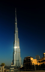 Burj Khalifa 14 (Autophocus) Tags: burjkhalifa superskyscraper dubai uae tallestbuildingintheworld architecture contemporaryarchitecture engineeringmarvel tower steelglasstower habitat multiuse desertdwelling