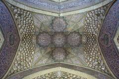 Perfect symmetry (D A Scott) Tags: iran persia asia nasirolmolkmosque shiraz