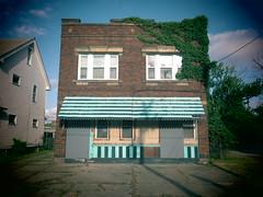 No Exit. (david grim) Tags: unionmilespark eastside cuyahogacounty cleveland streetphotography ohio oh
