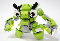 minipigmech01 (chubbybots) Tags: angrybirds pig mech lego