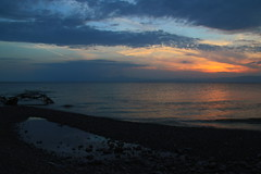 twilight on the lake 102 (armada_rider_jp) Tags: biwako lakebiwa sunset shore