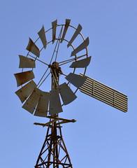 10 foot IBC Geared Simplex windmill on an Alston tower; Bromelton, Queensland (sarracenia.flava) Tags: ibc intercolonial boring company windmill alston tower bromelton beaudesert queensland australia