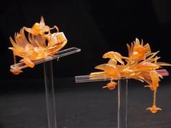 Japan, Tokyo National Museum (roogirl2) Tags: japan tokyo amber japaneseart tokyonationalmuseum hairornament