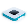 4GEE (Jason Arber) Tags: blue teal whitebackground packshot wifi router ee mifi mywifi personalwifi 4gee