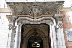 Fachada barroca (vcastelo) Tags: madrid espaa spain industria palacio comercio santoa cmara