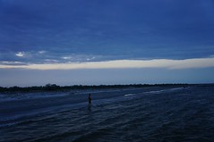 Seara pe plaja Sulina