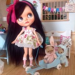 My new custom baby, Bianca.More pics soon.