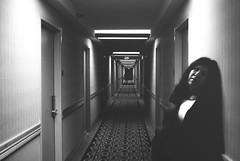 Hotel (pinhead1769) Tags: blancoynegro hotel blackwhite orlando florida room disneyworld pineapple overlook doubletree shinning bwdreams orlandovistahotel