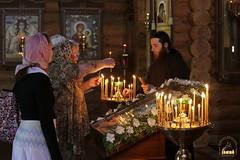 56. Patron Saint's day at All Saints Skete / Престольный праздник во Всехсвятском скиту