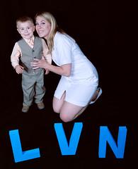 Love Nurses (vision63) Tags: california school boy woman love beautiful female young son fresno nurse norcal graduate care northern grad healthcare profession lvn 193504 20110610