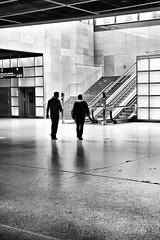 Im Untergrund: Potsdamer Platz