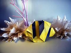 Reef Fish - Romn Daz (Rui.Roda) Tags: origami papiroflexia papierfalten pez peixe poisson reef fish romn daz