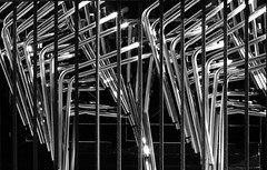 BRYAN_20160225_IMG_1668 (stephenbryan825) Tags: reflection contrast liverpool cafe graphic chairs chrome abstracts railings minimalist selects