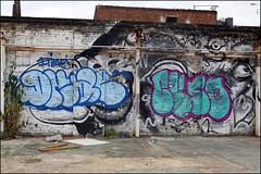 Dkae / Cuso (Alex Ellison) Tags: dkae cbm 1t cuso add hackneywick hw eastlondon urban graffiti graff boobs