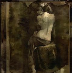 sola (skizo39) Tags: woman layers art digitalprocessing digitalmanipulation digitalart