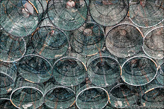 bosa (heavenuphere) Tags: bosa oristano sardegna sardinia sardinie italia italy europe island fishing net fishnet 24105mm
