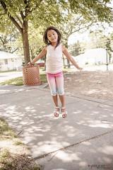 18-105mm testing (r3ddlight) Tags: sonya6300 sonyphoto asian a6300 girl childern kids child putside fun jump portrait