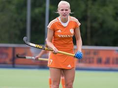 17121795 (roel.ubels) Tags: holland hockey sport wales nederland zeist oranje jong fieldhockey jeugd 2016 topsport schaerweijde oefeninterland