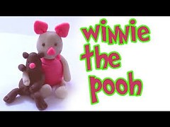 Clay Modeling Of Winnie The Pooh | Play Doh Clay Projects For Kids - E learning (rharon green) Tags: clay modeling of winnie the pooh | play doh projects for kids e learning