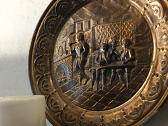 Early Modern Platter (failing_angel) Tags: 130915 kent margate tudorhouse sixteenthcentury transitionalhouse medievalopenhall earlymodernhouse