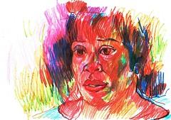 FUSIN (GARGABLE) Tags: fusin impresin portrait sketch dibujos drawings angelbeltrn apuntes gargable gente retrato