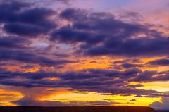DSC_0522 yavapai point sunset hdr 850 (guine) Tags: grandcanyon grandcanyonnationalpark canyon rocks clouds sunset yavapaipoint hdr qtpfsgui luminance