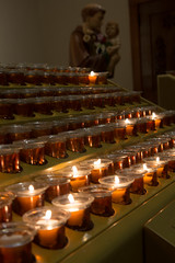 Lit a candle for Uncle Tony (stynxno) Tags: newyorkcity saintpatrickscathedral