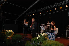 Reino Bäckström 50-vuotistaiteilijajuhlakonsertti, kapellimestarina Jonna Pirttijoki