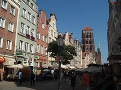 Bazylika Mariacka - ul.Piwna - Gdask - Danzica - Danzig -  -  -  -  - Poland (altotemi) Tags: bazylika mariacka ulpiwna gdask danzica danzig     poland