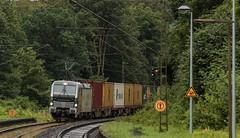 0566_2016_07_02_Baunatal_Rengershausen_Rpool_6193_806_QUALITY_IS_A_CHAINREACTION_TXLogistik_mit_Containerzug_Kassel (ruhrpott.sprinter) Tags: ruhrpott sprinter geutschland germany nrw ruhrgebiet gelsenkirchen lokomotive locomotives eisenbahn railroad zug train rail reisezug passenger gter cargo freight fret diesel ellok hessen baunatal rengershausen korbach stellwerk db kurhessenbahn boxx can eloc elv hlbahn heb hgb mrcedispolok txl rpool sbbc 101 114 120 145 146 152 182 185 193 211 275 427 428 429 482 642 646 es64u2 rapunzel rotkppchen dermond hansimglck dompfaff kfer schmetterling blumen outdoor logo graffiti natur